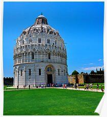 Pisa's Miracles VI Poster
