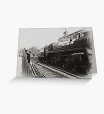 Goathland - North Yorks Moors Railway Greeting Card