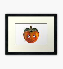 Halloween Pumpkin Framed Print