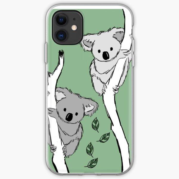 Sleeping koalas (Bushfire Emergency Wildlife Fund) iphone 11 case