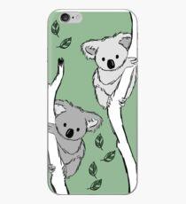 koala? i've never seen her-bi-vore!  iPhone Case