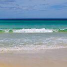 Beach panorama by Lorraine Seipel