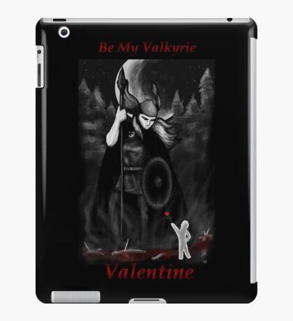 Valkyrie Valentine iPad Case/Skin
