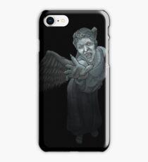Don't Blink iPhone Case/Skin