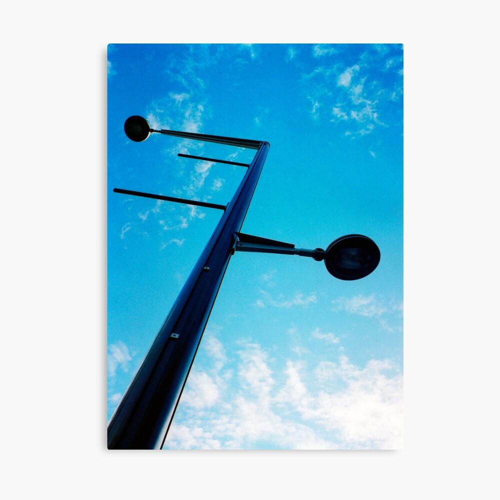 """Lamp Post"" Canvas Print"