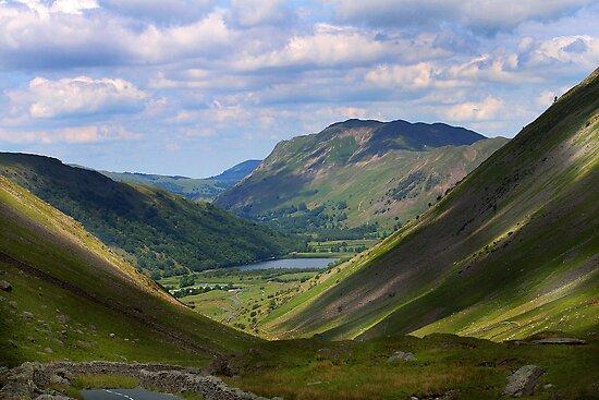 Kirkstone Pass by Irene  Burdell