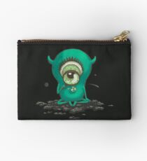 The Observer Zipper Pouch