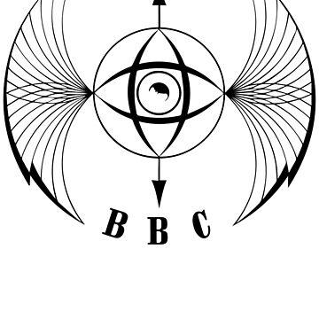BBC logo - 1950's by Rakondite