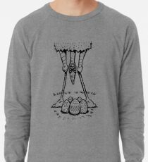 Easter Cassowary Lightweight Sweatshirt
