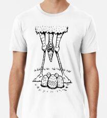 Easter Cassowary Premium T-Shirt