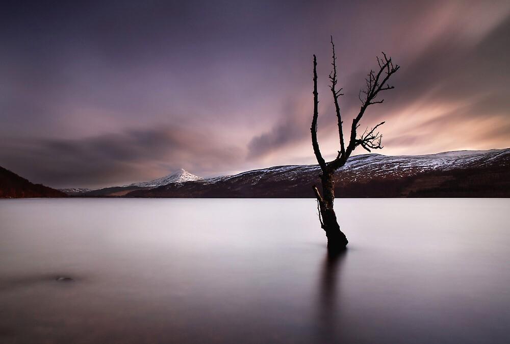 Loch Rannoch by Angus Clyne
