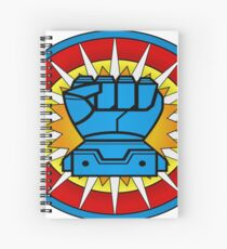 Federated Commonwealth Spiral Notebook