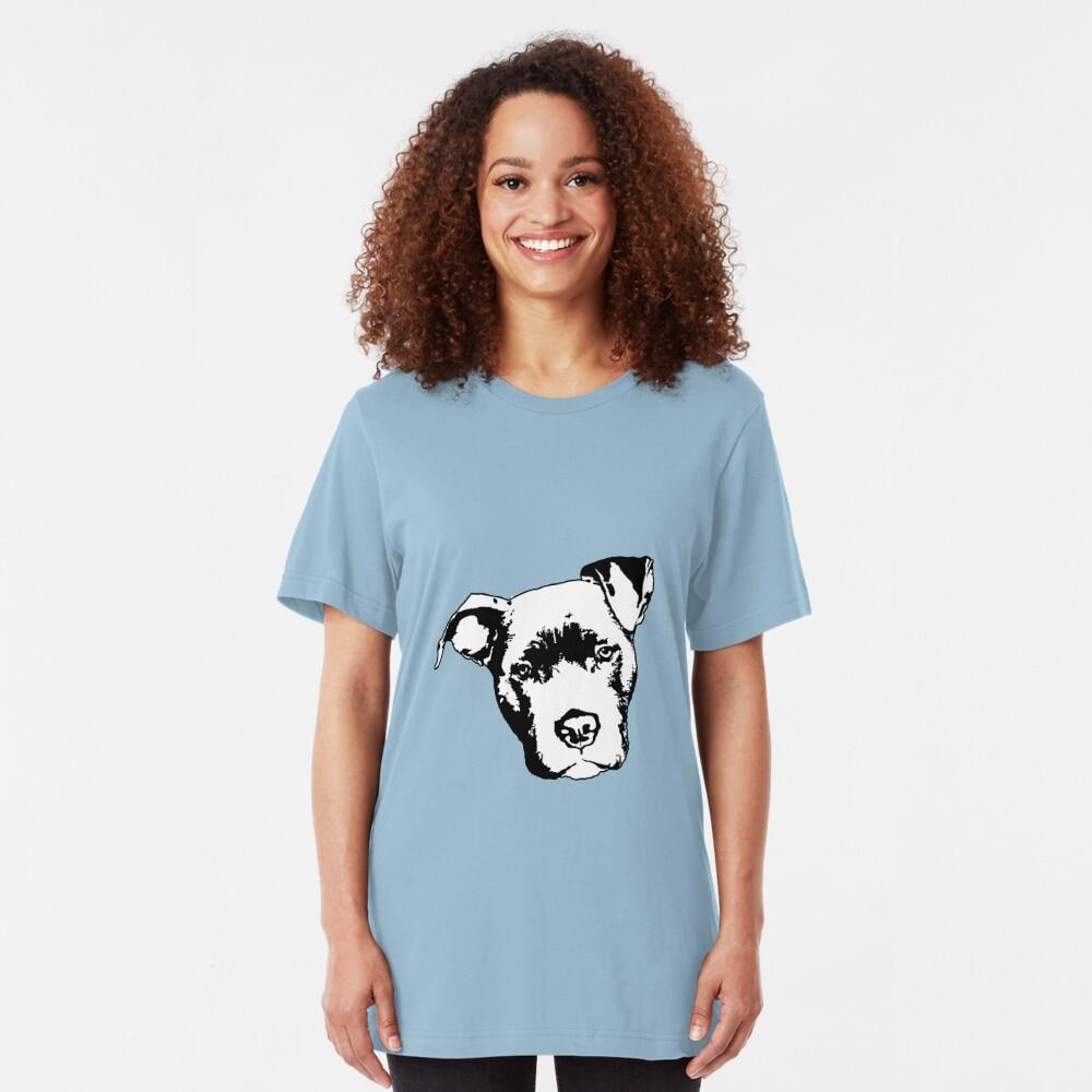 Staffordshire Bull Terrier Slim Fit T-Shirt