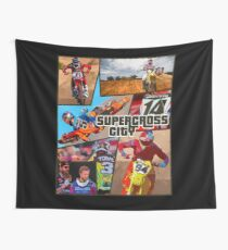 Tela decorativa Supercross