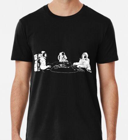 SPACE POKER Premium T-Shirt