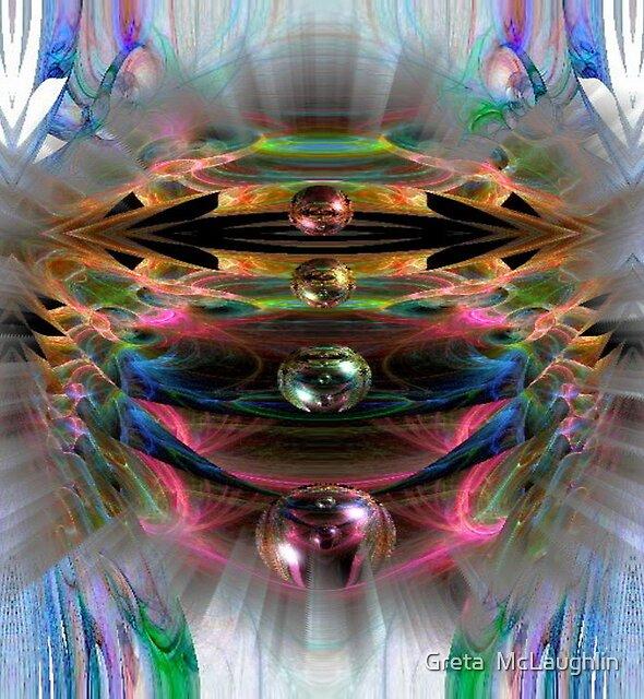 Possibilities II by Greta  McLaughlin