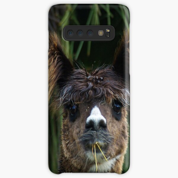 Alpaca, Ears Up Samsung Galaxy Snap Case