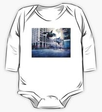 City of whales One Piece - Long Sleeve