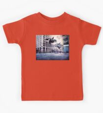 City of whales Kids Clothes