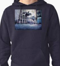 City of whales Pullover Hoodie