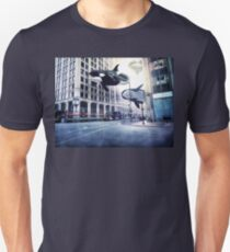 City of whales Unisex T-Shirt