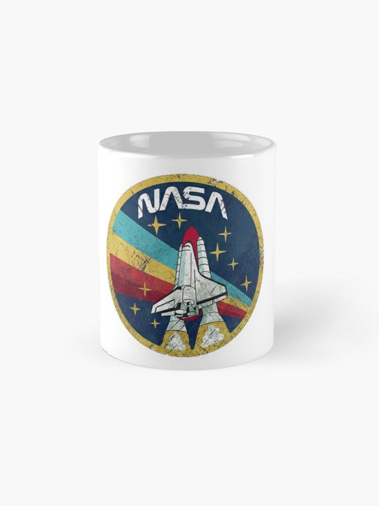Alternative Ansicht von NASA Tasse