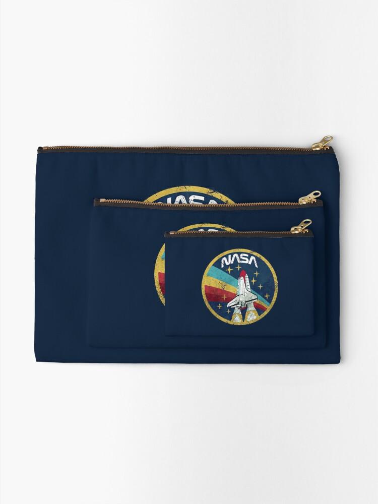 Alternative Ansicht von NASA Täschchen