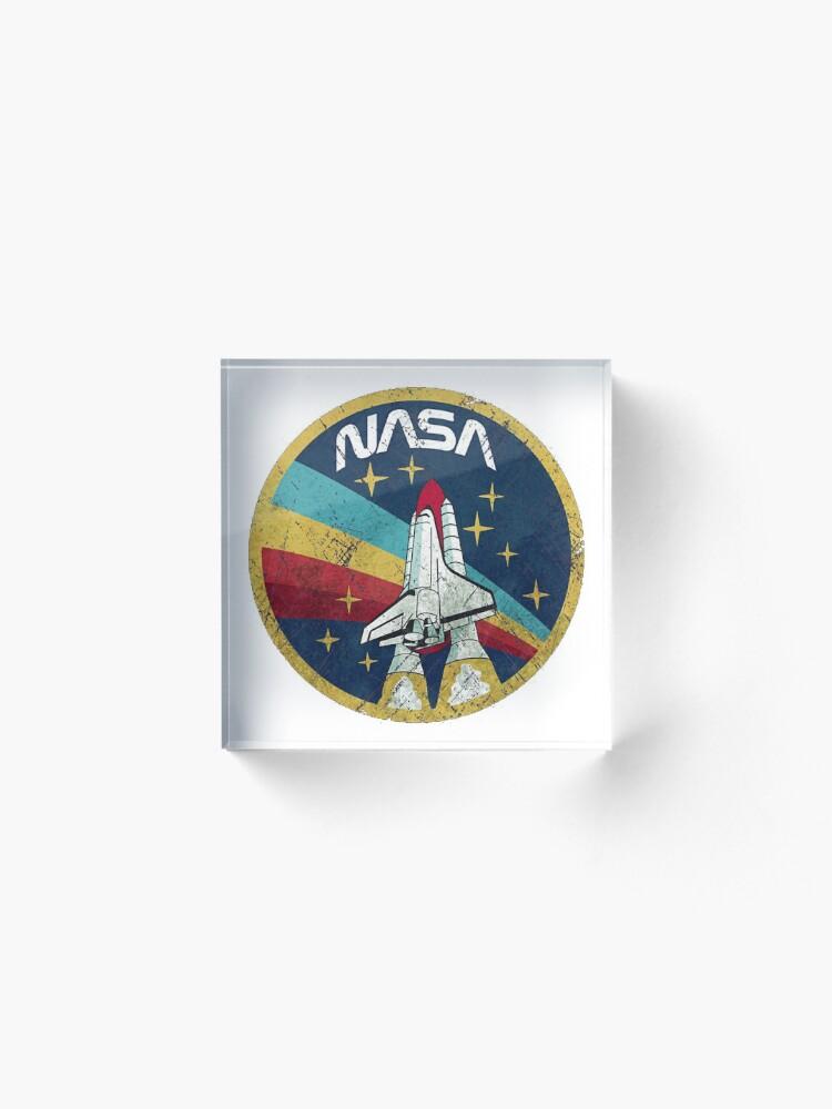Alternative Ansicht von NASA Acrylblock