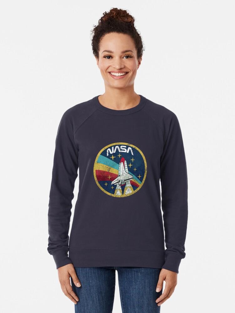 Alternative Ansicht von NASA Leichter Pullover