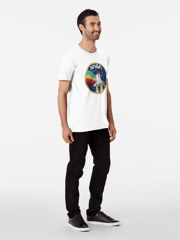 Alternative Ansicht von NASA Premium T-Shirt