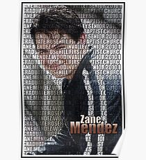 Words Poster