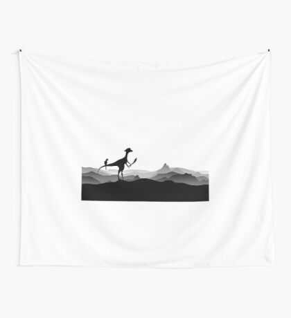 DINO PIRATE - PIRATE DINOSAUR - YARRR - Dino Collection Wall Tapestry