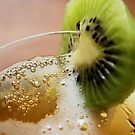 NOTHING LIKE AN KIWI COOLER ON A HOT DAY! by Magriet Meintjes