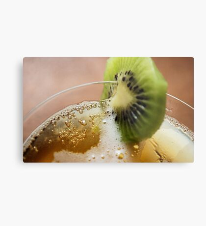 NOTHING LIKE AN KIWI COOLER ON A HOT DAY! Metal Print