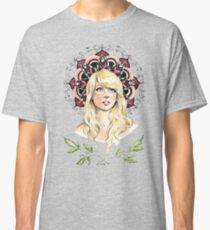 Mandala Girl Classic T-Shirt
