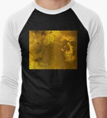 Golden Decay Men's Baseball ¾ T-Shirt