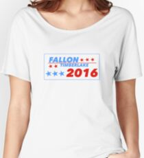 Fallon/Timberlake 2016 Women's Relaxed Fit T-Shirt