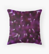 For animals only Throw Pillow