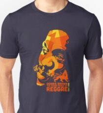 The Crown Peace of Reggae Unisex T-Shirt