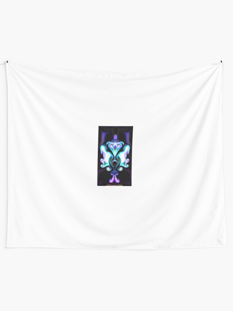 Alternate view of higher realms Tapestry