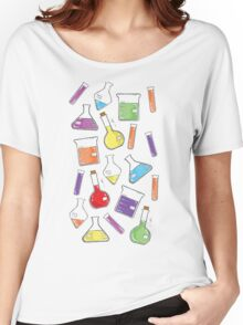ceLABORATORY glassware Women's Relaxed Fit T-Shirt