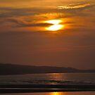 St Ives Sunset 2 by Paul  Eden