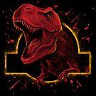 T-Rex von CrumblinCookie