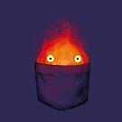 Persönlicher Feuerdämon von CrumblinCookie
