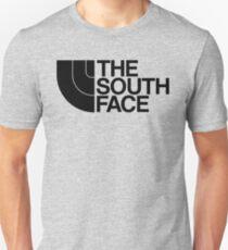 Camiseta unisex La cara sur