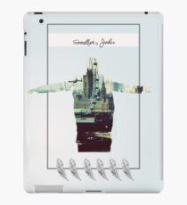 Goodbye, John iPad Case/Skin