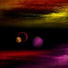 The Other Galaxy by Juana Maria Garcia Domenech