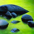 River Rocks by Inge Johnsson