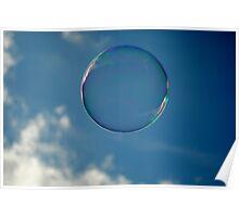 sky glass Poster