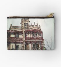 Phryne Fisher's house 'Wardlow'©.  Zipper Pouch